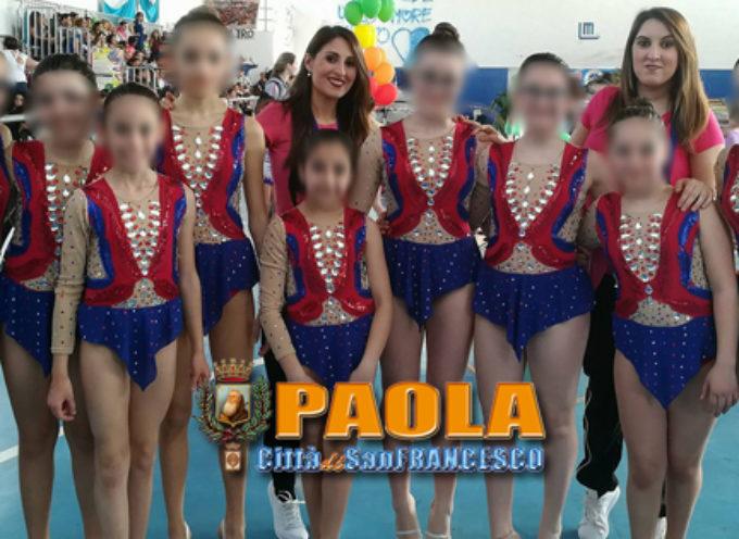 Paola – Il Ballet Academy al Campionato Nazionale di Ginnastica Ritmica