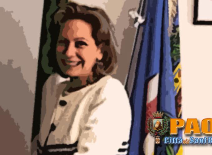 Paola – Il Prefetto di Fermo è paolana, le felicitazioni dell'Amministrazione