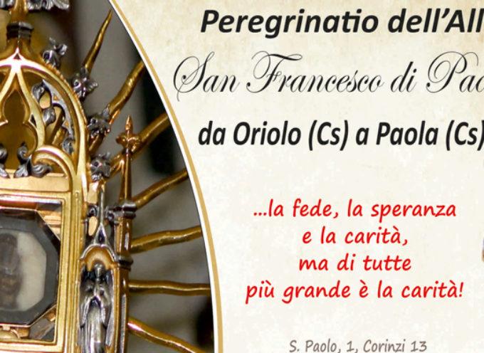 Paola – Domani al Santuario arriva la Reliquia dell'Alluce di San Francesco