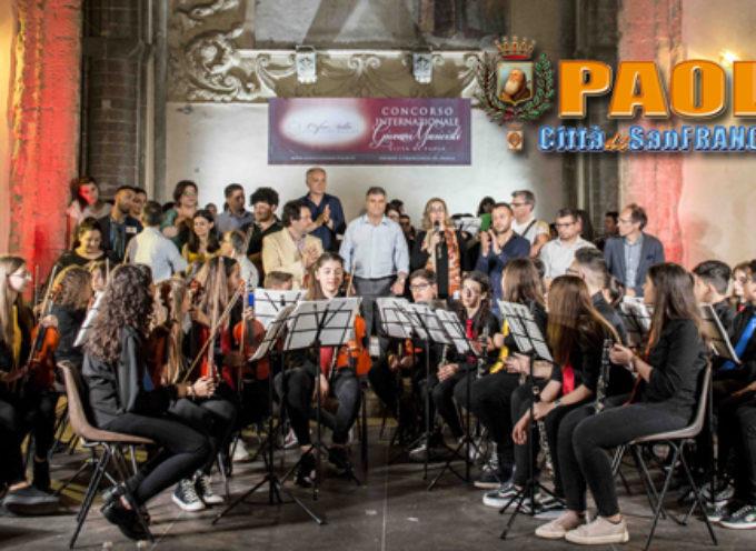 """Paola – XVI Concorso """"Giovani Musicisti"""": successo per Associazione Stillo"""