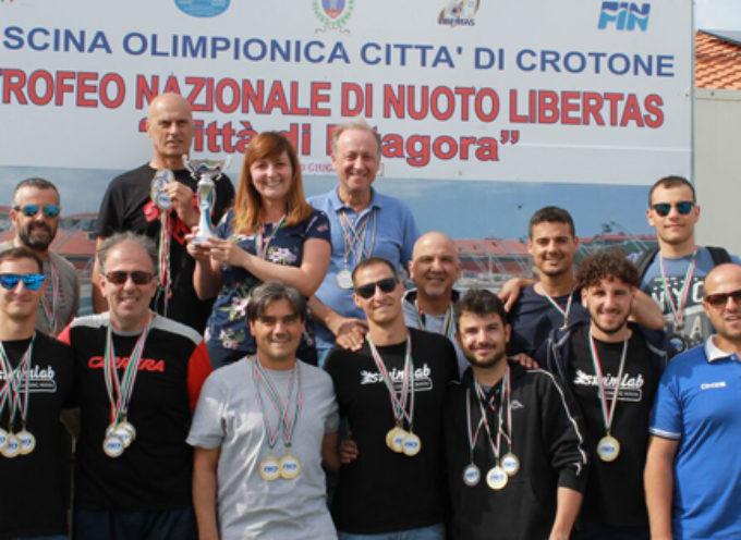 """Paola – Gli atleti de """"Il Gabbiano"""" continuano a mietere successi: """"sbancata"""" Crotone"""