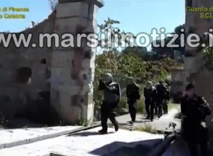 VIDEO: Colpo alla cosca Piromalli, sequestrato patrimonio ai fiancheggiatori Bagalà