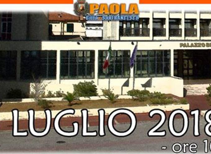 """Paola – Oggi alle 10 le Vittime Innocenti di mafia saranno """"eternate"""" con un'intitolazione"""