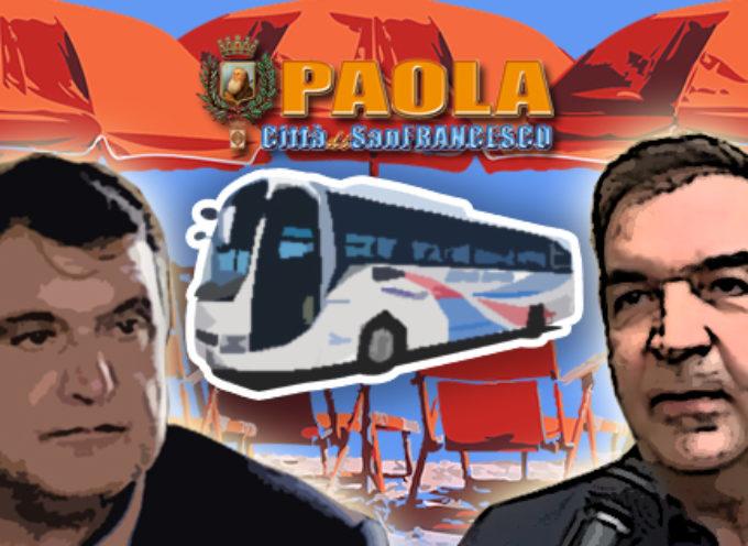 Paola – 2,50 Euro per un'andata e ritorno da Cosenza ai lidi sul mare