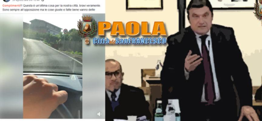 Paola  Video  Il pomeriggio porta Consiglio e rebus (Sbano elogia Perrotta)