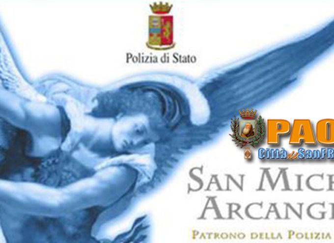 Paola – La Polizia di Stato onora il suo Patrono con un concerto musicale