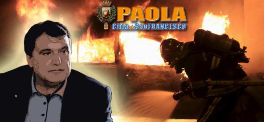 Paola – Attentato al capo letturisti contatori acqua: solidarietà dal Comune