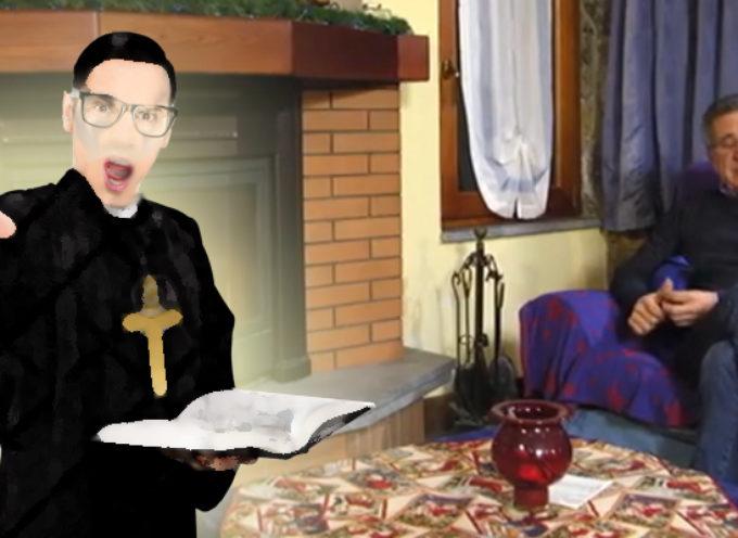 """Fuscaldo: Se non fosse bastato il """"mago"""", ora c'è pure il """"prete assolutore"""""""