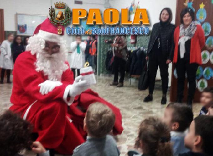 """Paola – 1.600 """"Panettoncini"""" donati agli scolari grazie a Comune e Conad"""
