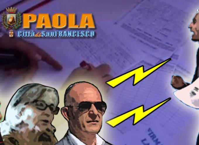Paola – Caos su riduzione costo servizio idrico: minoranza contro Di Natale