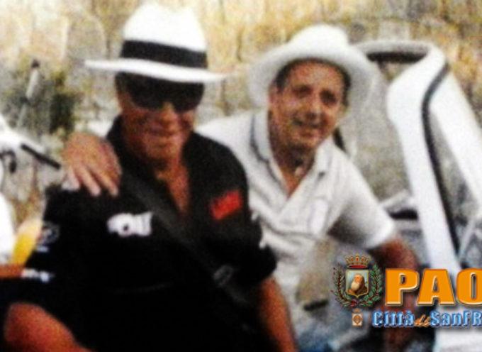 """Paola – Pensione per lo specialista """"Tecnico Manutentivo"""" Franco Straface"""