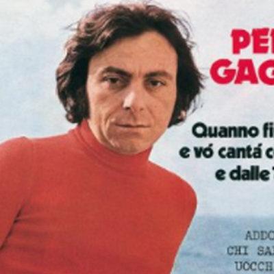 Ritorno live il 27 febbraio di Peppino Gagliardi – Intervista di G. Cilento