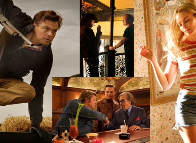 """Once upon a time in Hollywood"". Anticipazioni sul nuovo Film di Tarantino"