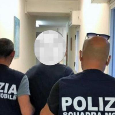 Arrestato dalla Polizia di Paola il 39enne R.G., preso in struttura ricettiva