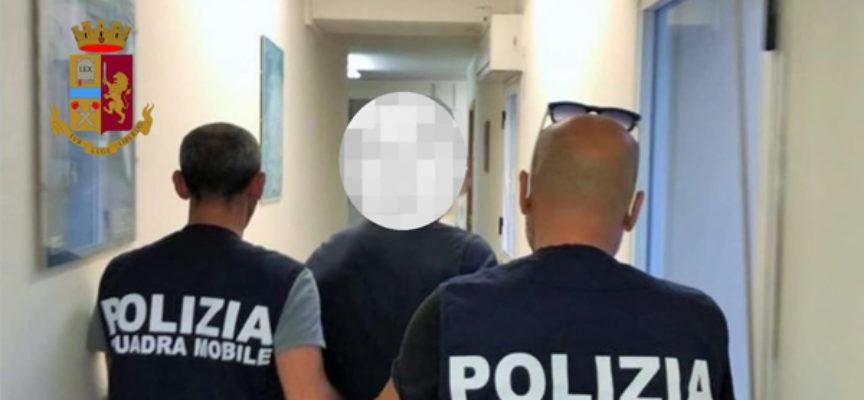 Cosenza – Arrestato per abusi sessuali sulla figlia 13enne della convivente