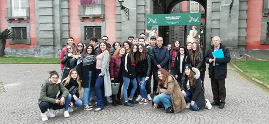 Paola – Visita a Napoli tra le opere del Caravaggio: cronaca di una liceale