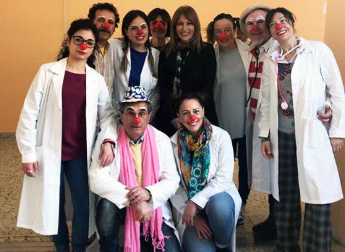 Paola – Clown Terapia: Reparto dei Sorrisi incontra studenti Pizzini-Pisani