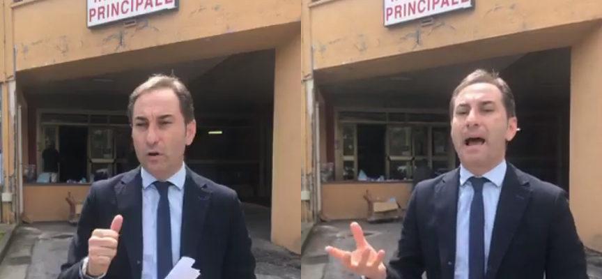 Paola – Dall'Ospedale di Cetraro va in onda Di Natale. Aieta avvisato (?)
