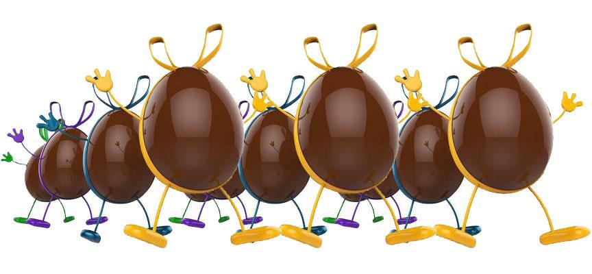 Paola – Comune e Conad donano alle scuole 1.600 ovetti di cioccolato
