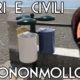 Maggio 2019 – Lungomare di Paola: posizionati i bidoni per raccolta rifiuti