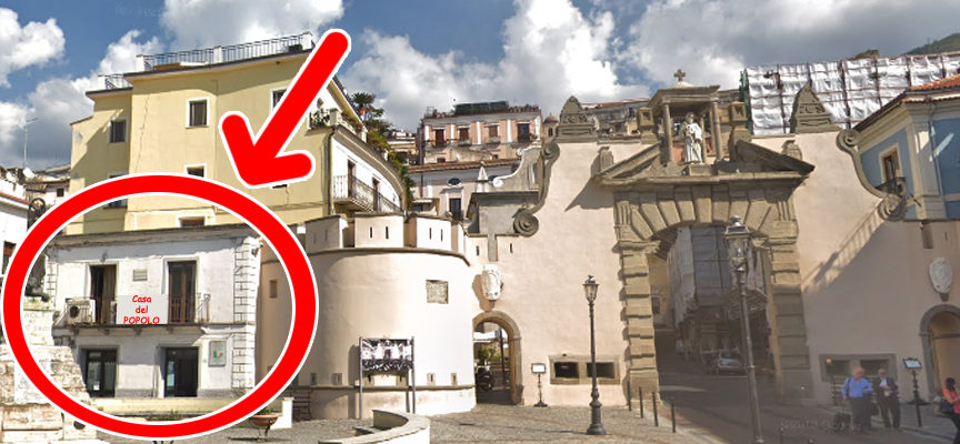 """Meno di 1000€ per la """"Casa del Popolo"""": storia """"pubblica"""" paolana ai privati"""