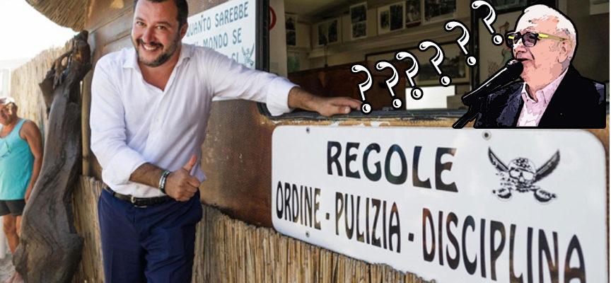 """SVEGLIA RESISTENZA! – Appello di Cosmo De Matteis: """"Andate a votare"""""""
