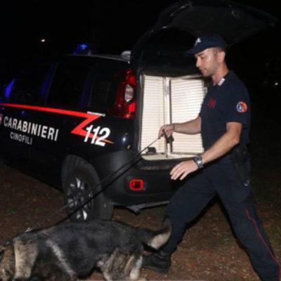 """Carabinieri controllano la turbolenta """"movida"""" di Rione Giacontesi e Piazza"""