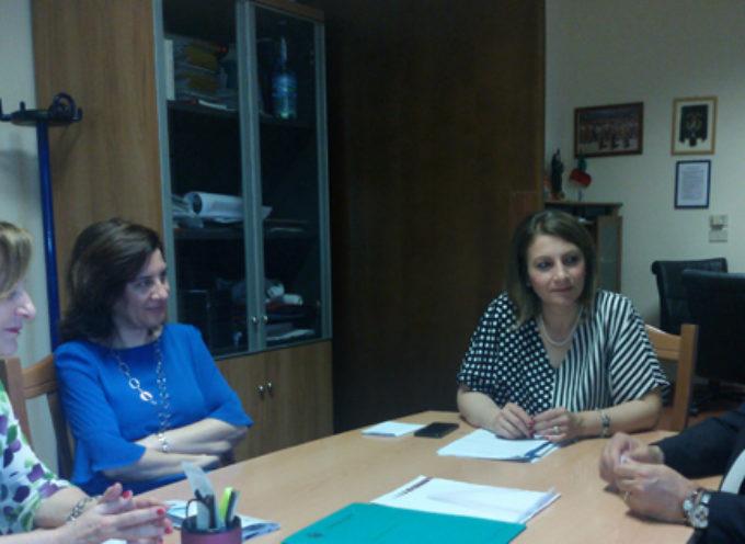 L'Assessore Marianna Saragò propizia un Progetto a tutela dei bambini