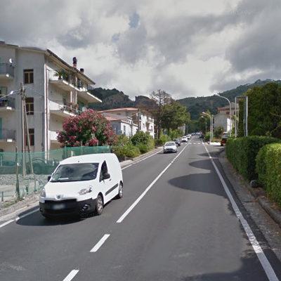 Minorenne paolano investito sulla strada delle Terme: è grave