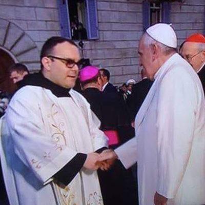 Padre Francesco Trebisonda eletto a Provinciale dell'Ordine dei Minimi