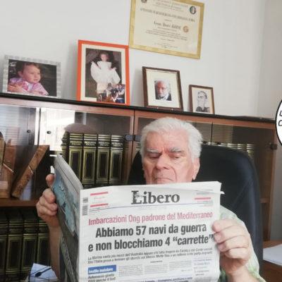 Storia del Movimento Sociale Italiano a Paola – intervista a Dante Aloise