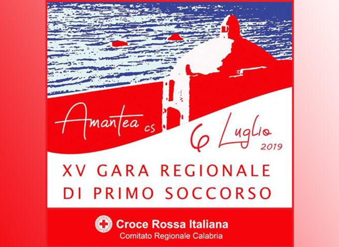 Ad Amantea la XV Gara Regionale di primo Soccorso Croce Rossa Italiana
