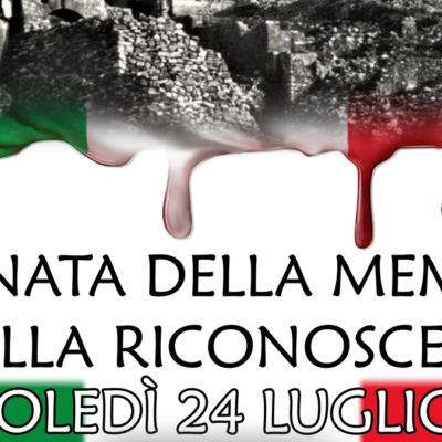 54 morti sotto le bombe del '43 – Paola ricorda quel 24 luglio denso di eroi