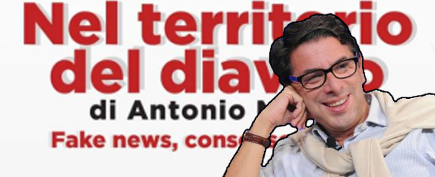 Nel territorio del diavolo – Romanzo di Antonio Monda (RECENSIONE)