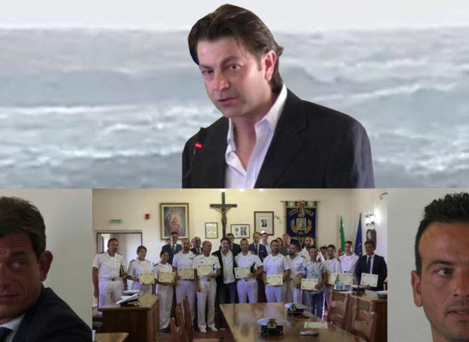 Video: «Sono (ri)nato il 28 luglio», il dramma in mare raccontato da Gigliotti