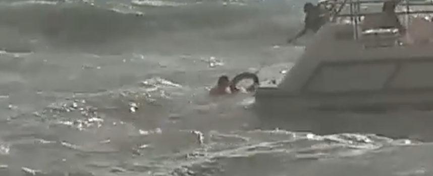 Salvataggio in mare, dal Comune arriva l'encomio per la Guardia Costiera