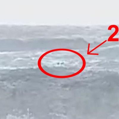 Sfiorata tragedia in mare: bagnante salvo anche per l'aiuto di un ragazzo
