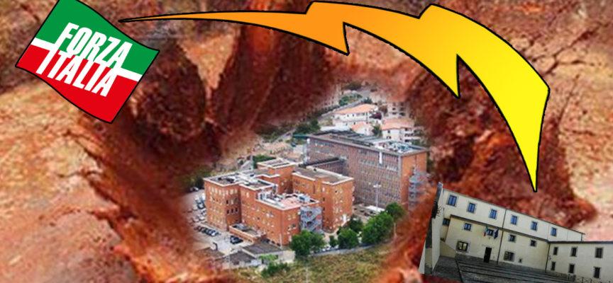 """Da Cetraro solo fango """"a vanvera"""" contro l'Ospedale di Paola. Replica a FI"""