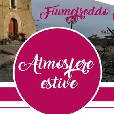 """Fiumefreddo – Arte, musica e bellezza con la rassegna """"Atmosfere Estive"""""""