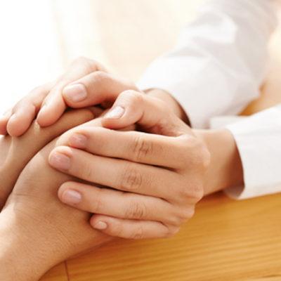 Incidente vicino al Santuario: necessario evitare che le ferite peggiorino