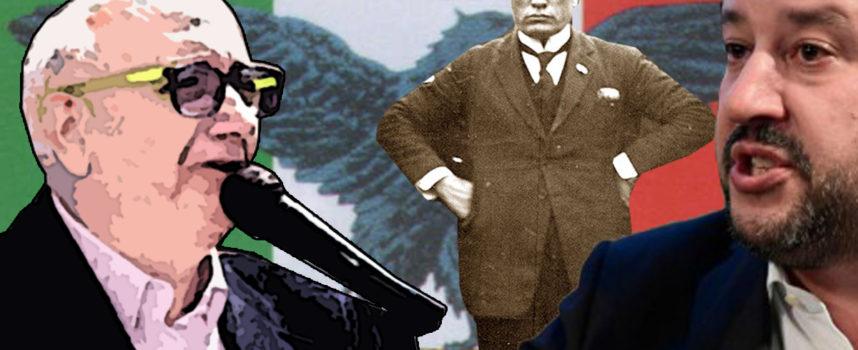 Al meridionale che vota Lega e all'italiano che rievoca il fascismo