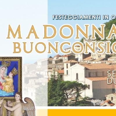 """Falconara Albanese, la Madonna del Buonconsiglio e la polemica """"su muri"""""""