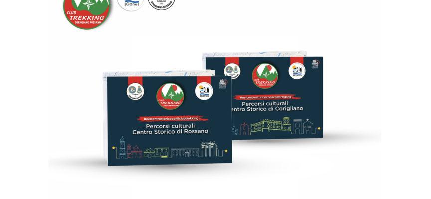 Una cartina turistica per la città: progetto in accordo Ecoross/Trekking