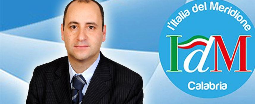 Saverio Gioffrè commissario IdM, Orlandino Greco puntella il sud del sud