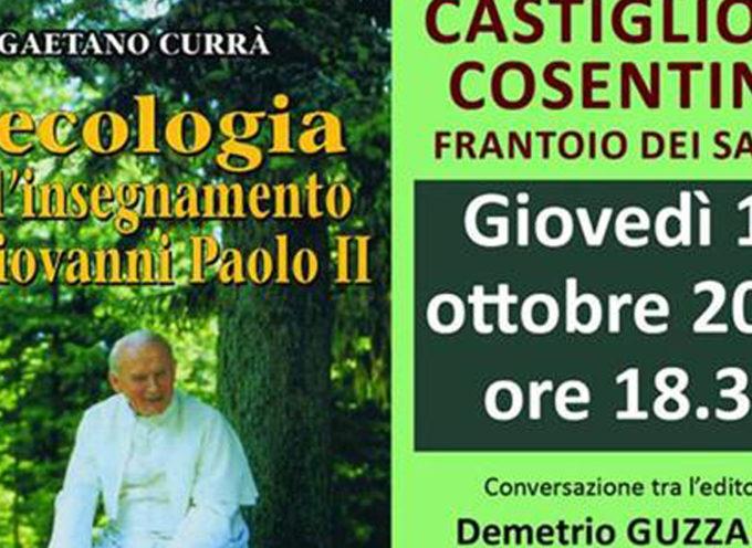1984-2019: nell'ottobre di 35 anni fa Giovanni Paolo II viaggiò in Calabria