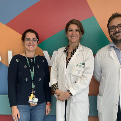 Tumore polmone ed efficacia diagnosi precoce: evento con Giulia Veronesi