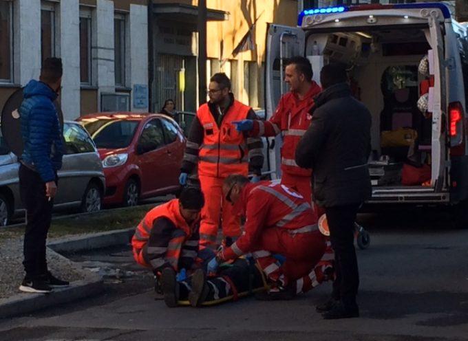 Portato in ospedale uomo investito stasera su ss18 a Cetraro. Non è morto