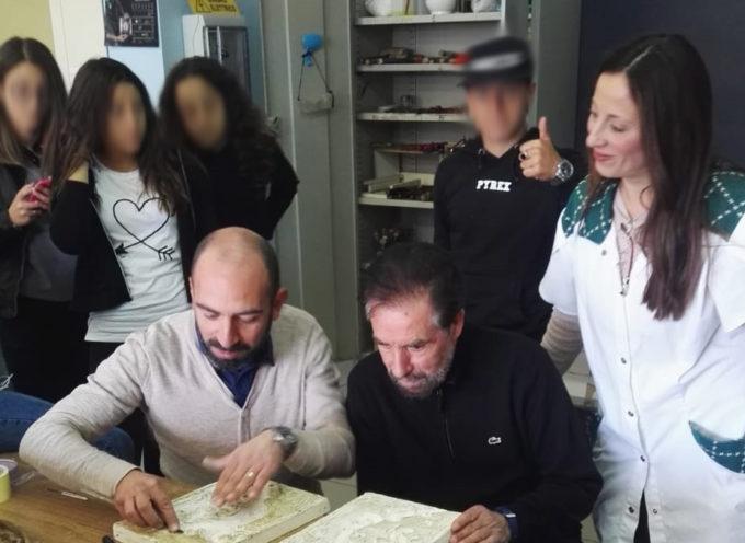 """Eduardo Bruno realizza il """"Bacolo Pastorale"""" a San Giovanni in Fiore"""