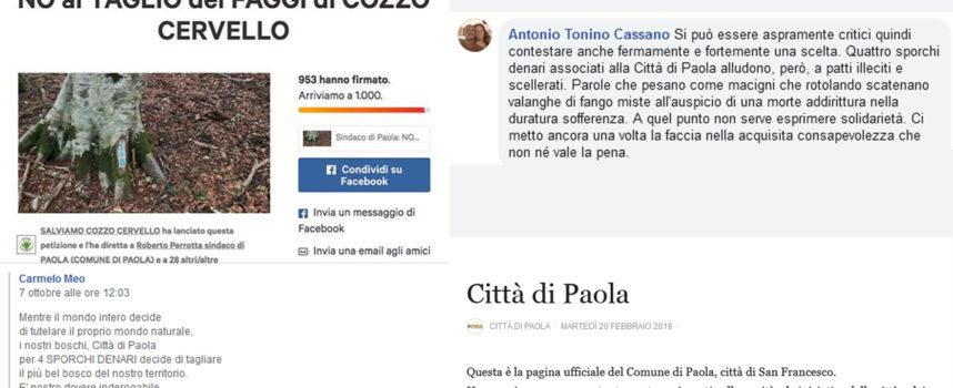 """Ribaltati dal Cozzo: Carmelo Meo, i """"soldi sporchi"""", Cassano e la pagina Fb"""