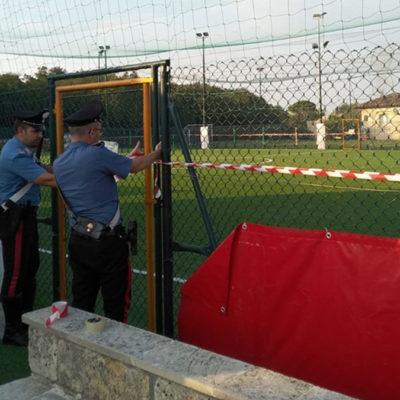 Insussistenza del reato: annullato sequestro di area usata da ass. sportiva